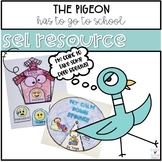 Social Emotional Learning Activities with The Pigeon Has T