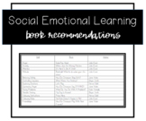 Social Emotional Learning Book