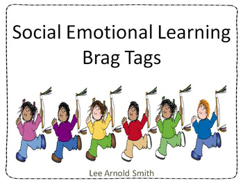 Social Emotional Learning Brag Tags