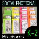 Social Emotional Learning Brochures K-2