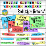 Social Emotional Learning Bulletin Board