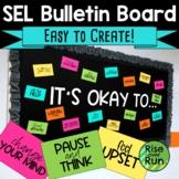 Social Emotional Learning Bulletin Board