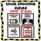 Social Skills Activities Social Emotional Learning Bundle