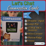 Social Emotional Learning - Compassion - Be Yourself! Welc