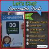 Social Emotional Learning - Compassion - Instead Of Judgem