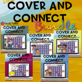 Social Emotional Learning Cover and Connect Games Bundle