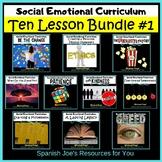 Social Emotional Learning Curriculum - Bundle #1