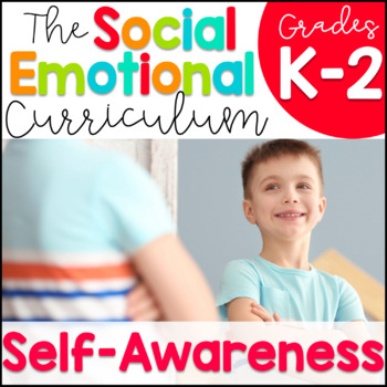When Adding Sel To Curriculum >> Sel Curriculum Self Awareness By The Social Emotional Teacher Tpt
