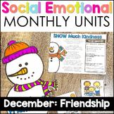 Social Emotional Learning - DECEMBER