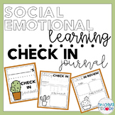 Social Emotional Learning: Daily Check In Journal