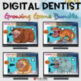 Social Emotional Learning Digital Dentist Games Bundle