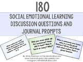 Social-Emotional Learning Discussion Questions and Journal Prompts
