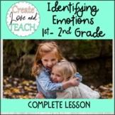 Identifying Emotions For Elementary School