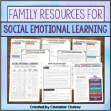 Social Emotional Learning Family Resources For Summer and