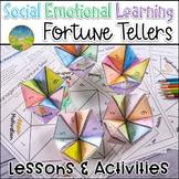 Social Emotional Learning Fortune Teller Bundle