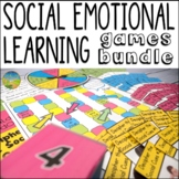 Social Emotional Learning Games Bundle