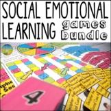 Social Emotional Learning Games Set   SEL Skills Activities