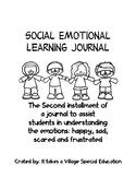Social Emotional Learning Journal 2