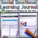 Social Emotional Learning Journal   SEL Skills & Activitie