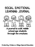 Social Emotional Learning Journal BUNDLE