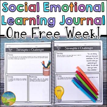 learning journal sample