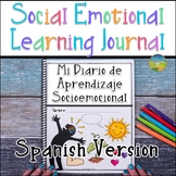 Social Emotional Learning Journal - SPANISH VERSION