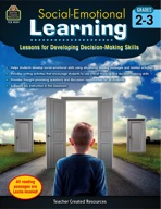 Social-Emotional Learning: Lessons/Devel Decisions Grd 2-3 (enhanced ebook)