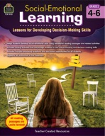 Social-Emotional Learning: Lessons/Devel Decisions Grd 4-6 (enhanced ebook)