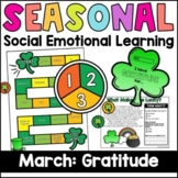 Social Emotional Learning - MARCH