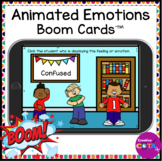 Social Emotional Learning Match the Animated Emotion GiFs