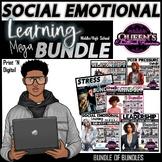 Social Emotional Learning MEGA Bundle (Print and Digital)