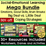 Social Emotional Learning Mega Bundle Big Deal Little Deal
