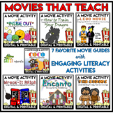 Social Emotional Learning | Movie Guides | LEGO Movie | Inside Out | Croods