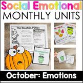 Social Emotional Learning - OCTOBER