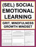 Grit, Growth Mindset, Mindfulness: Social Emotional Learning