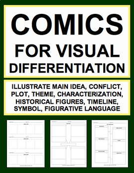 Comics for Differentiation