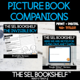 Social Emotional Learning Picture Book Companions BUNDLE  
