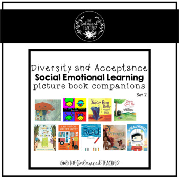 Diversity and Acceptance - Picture Book Companions