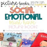 Social Emotional Learning Picture Book List