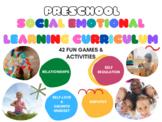 Social Emotional Learning Preschool Curriculum Social Skills Character Education