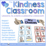 Social Emotional SEL Character Education Social Skills Curriculum Bundle