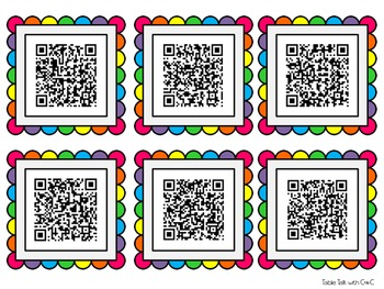 Social Emotional Learning QR Code Freebie: Community Building