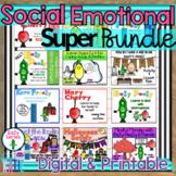 Social Emotional Learning (Super Bundle) Self Regulation -