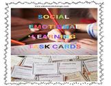 Social Emotional Learning Task Cards