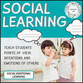 Perspective Taking - Social Emotional Thinking - SEL