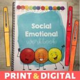 Social Emotional Learning Workbook