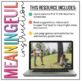 Social Emotional Learning and Character Education BUNDLE - Mindful Minutes