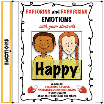 """Social Emotional Learning and Perspective Taking - """"HAPPY"""""""