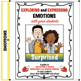 """ Social Emotional Learning and Perspective Taking - ""Surprised"""