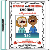 """Social Emotional Learning and Perspective Taking -""""Sad"""""""